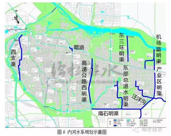 石家庄排水防涝规划案例